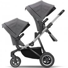 Прогулочная коляска для двойни Thule Sleek Tandem