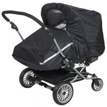 Дождевик для коляски для двойни Tullsa 44102