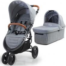 Трехколесная коляска для новорожденного Valco Baby Snap Trend 2в1