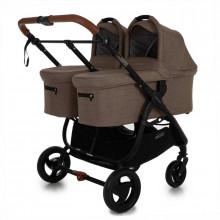 Коляска для двойни с рождения Valco Baby Snap Trend Duo 2в1