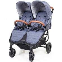 Прогулочная коляска для двойни Valco Baby Snap Trend Duo