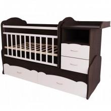 Кроватка для новорожденного Valle Alisa. Характеристики.