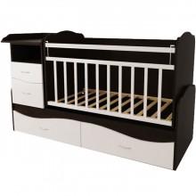 Кроватка-трансформер Valle Allegra Comfort