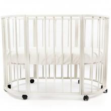 Кроватка для новорожденного Valle Bianca 4в1. Характеристики.