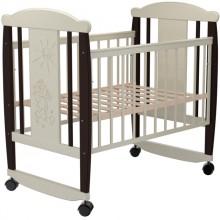Кроватка для новорожденного Valle Cat 02. Характеристики.