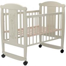 Кроватка для новорожденного Valle Giraffe 02. Характеристики.