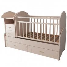 Кроватка для новорожденного Valle Kristina. Характеристики.