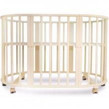 Кроватка для новорожденного Valle Patrisia 5 в 1. Характеристики.