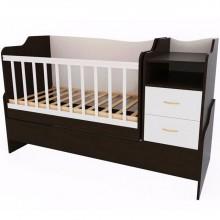 Кроватка для новорожденного Valle Sofia. Характеристики.