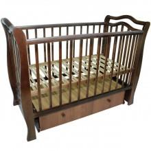 Кроватка для новорожденного Valle Toscana. Характеристики.