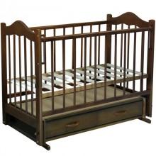 Кроватка для новорожденного Ведрусс Кира 4 маятник. Характеристики.