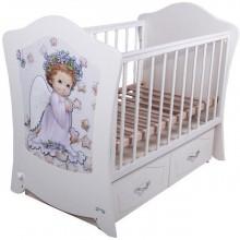 Кроватка для новорожденного Vikalex Magic Simphony. Характеристики.