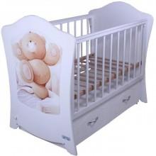 Кроватка для новорожденного Vikalex Sunny dance. Характеристики.