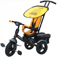Велосипед детский  VIP Toys Luxe city. Характеристики.