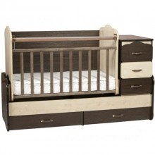 Кроватка для новорожденного Yarri Оле-Лукойе. Характеристики.