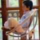 Стульчик с рождения Mima Moon ракурс 20