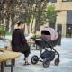 Детская универсальная коляска Anex M-Type 2 в 1 ракурс 18