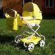 Gusio Синтия цвет желтый