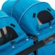Прогулочная коляска для двойни Valco Baby Snap Duo ракурс 14