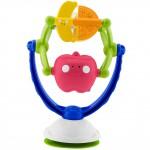 Игрушка Chicco для стульчика Музыкальные фрукты. Характеристики.
