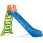 Детская горка Feber Slide большая с водой. Характеристики.