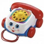 Игрушка Fisher-Price Телефон. Характеристики.