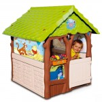 Игровой домик Smoby Домик Winnie 310145. Характеристики.