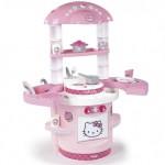 Игрушки Smoby Моя первая кухня Hello Kitty 24078. Характеристики.