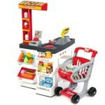 Игрушка Smoby Супермаркет с тележкой и звуком 350203 . Характеристики.