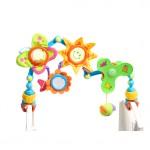 Дуга с игрушками Tiny Love Солнечная. Характеристики.