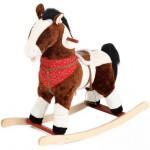 Качалка Тутси Лошадь мягкая большая. Характеристики.
