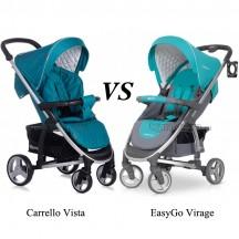 статья: Carrello Vista и EasyGo Virage - сравниваем